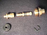 кран-букса с резиновой манжетой фото