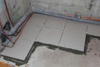 Укладка кафельной плитки на пол