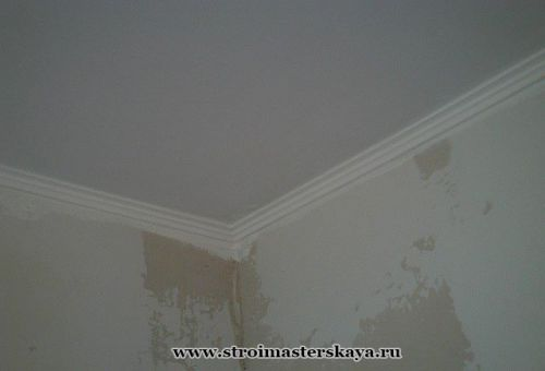 Ремонт потолка фото