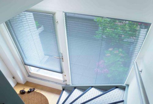 Тканевые шторы плиссе – СтройМастерская