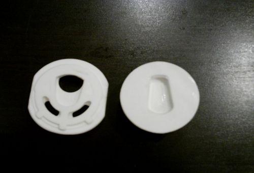 Керамические диски для смесителя (фотография)